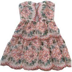 BCBG MAX AZRIA Multicolour Polyester Dress