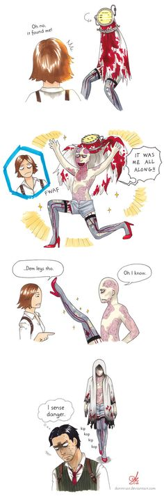 The Evil Within: Shade revealed by DontTrust on DeviantArt