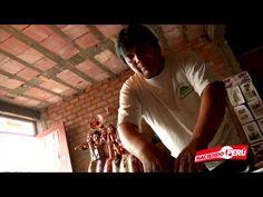 Una visita al Taller Escuela de Cerámica Inca Cusco - YouTube
