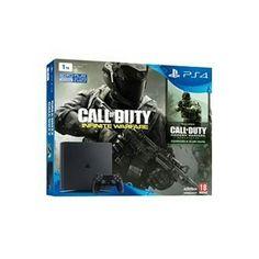 Nuevo pack de #consola @Sony #PS4 1TB de color negra + Juego Call Of Duty: Iw Legacy Ed por tan sólo 349,00 € en #Crilanda