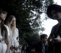 Encuentros inesperados: Conor Oberst, first Aid Kit y Dawes