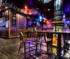 Max's Taphouse in Historic Fells Point, Baltimore, Maryland