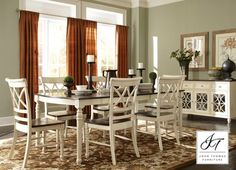 Choices, choices, choices! - eclectic - Dining Sets - Other Metro - John Thomas Furniture