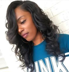 STYLIST FEATURE| Beautiful #install styled by #montgomerystylist @MarkAnthonyStylesRomantic hair #voiceofhair ✂️========================== Go to VoiceOfHair.com ========================= Find hairstyles and hair tips! =========================