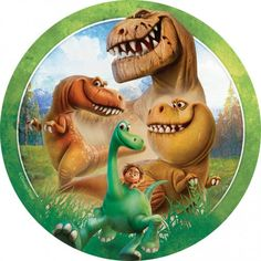 Buy the Good Dinosaur Cupcake edible icing images The Good Dinosaur Cake, Dinosaur Cupcakes, Dinosaur Birthday Party, Baby Birthday, Birthday Party Themes, Dinosaur Background, Dinosaur Images, Dinosaur Dinosaur, Unicorn Pinata