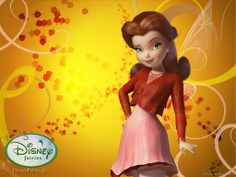 Disney Fairies Rosetta | Pin it Like Image