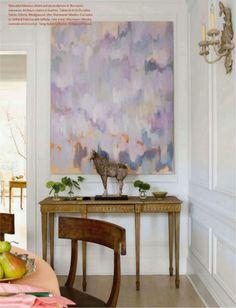Everything Fabulous: Decor Inspiration: Art Love