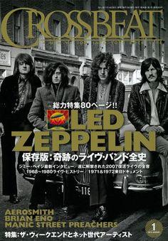 Crossbeat (Japan) Jan. 2013