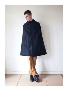 Must own cape.