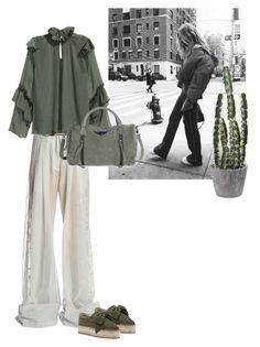 """""""Untitled #329"""" by frederikkematilder ❤ liked on Polyvore featuring Ann Demeulemeester, J/Slides and Zadig & Voltaire"""