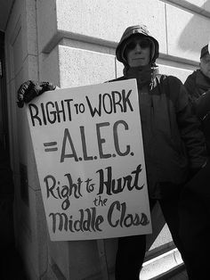 Koch-Funded Allies Descend on Wisconsin to Push Right to Work | PR Watch