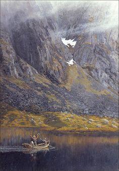 Norwegian artist, Theodor Kittelsen