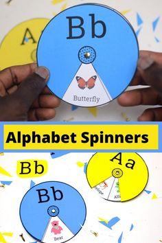 Alphabet Activities Kindergarten, Nursery Activities, Toddler Learning Activities, Preschool Learning Activities, Free Preschool, Preschool Activities, Activities For 2 Year Olds Daycare, Preschool 2 Year Old, Educational Activities For Preschoolers
