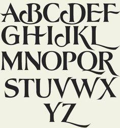 Letterhead Fonts / LHF Lakeside / Unusual Fonts