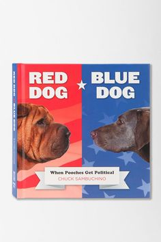 Red Dog/Blue Dog By Chuck Sambuchino