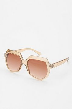 Urban Outfitters  Angular Square Sunglasses