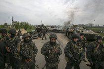 L'espoir de trouver une solution diplomatique en Ukraine se sont brisés, deux hélicoptères ont été abattus avec trois mort l'un des pilotes (russe) est blessé. @Osvaldo_VIllar Via NYTimes.com