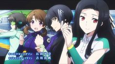The Irregular at Magic High School Opening 2. It's going to take a while for this one to grow on me.
