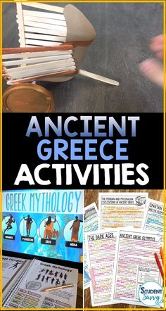 21 quick STEM activities for when you're in a hurry Ancient Greece Display, Ancient Greece Ks2, Ancient Greece Crafts, Ancient Greece Lessons, Ancient Greece Clothing, Ancient Greece Fashion, Ancient Greece For Kids, Ancient Greek, Greece Mythology