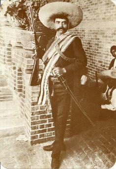 Emiliano Zapata | 1912