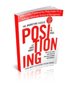 Business book, that tells about how to position your offering