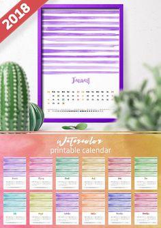 Moon Phases Calendar 2018
