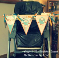 Giggle & hoot birthday