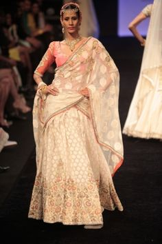 Neeta Lulla - Lakme Fashion Week Winter/Festive 2012 | Vogue INDIA