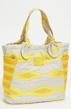 MARC BY MARC JACOBS 'Pretty Nylon - Medium Tate' Tote available at Nordstrom    Cool for the pool