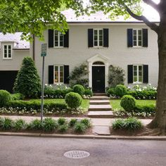 traditional exterior by Dale Overmyer Architects