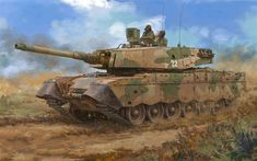 Anime Military, Military Art, Military Drawings, Army Day, Ww2 Pictures, Armored Fighting Vehicle, Battle Tank, World Of Tanks, Plastic Model Kits
