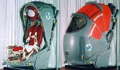 high altitude ejection seat