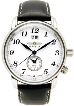 Zeppelin Watch Count Zeppelin #bezel-fixed #bracelet-strap-leather #brand-zeppelin #case-depth-11mm #case-material-steel #case-width-42mm #classic #date-yes #delivery-timescale-call-us #dial-colour-white #gender-mens #movement-quartz-battery #official-stockist-for-zeppelin-watches #packaging-zeppelin-watch-packaging #style-dress #subcat-count-zeppelin #supplier-model-no-7644-1 #warranty-zeppelin-official-2-year-guarantee #water-resistant-50m