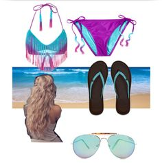 Beach outfit by coleyjhalloran on polyvore