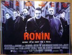 Image result for ronin film poster