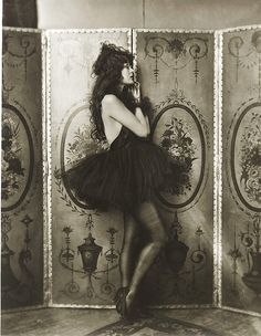 Dolores Costello, photo by Alfred Cheney Johnson (1928)