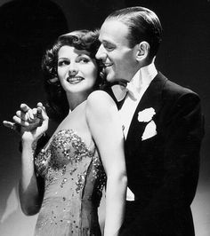 Rita Hayworth & Fred Astaire ~ You Were Never Lovelier, 1942