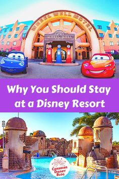 We give you 10 reasons why you should have the full Disney experience and stay at a Disney resort on your Walt Disney World vacation. #CanDisBlog #Disney2021 #DisneyResort #WaltDisneyWorld #DisneyTips
