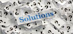 Solutions That Make Sense