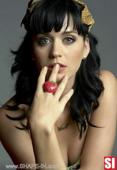Katy Perry fitness secrets revealed
