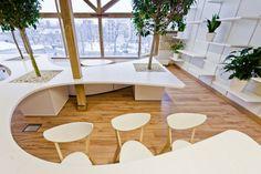 8 exemples de bureaux insolites et originaux - Mode(s) d'emploi