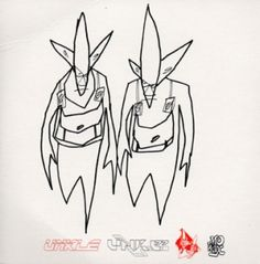 Album art  UNKLE (DJ Shadow & James Lavelle): Psyence Fiction (Snippet CD)      Label: Mo' Wax      Released: 1998      Formats: CD