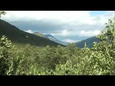 Otoksia Pohjois-Norjasta (Scenes from Northern Norway) Science Biology, Geography, Finland, Norway, Camping, Sky, Mountains, Education, Country