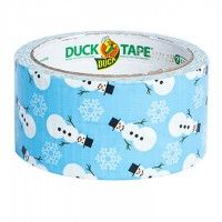 snowmen #duck tape #FiveBelow