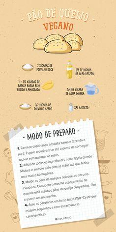 Pão de Queijo Vegano: a MELHOR receita passo a passo (ilustrada)