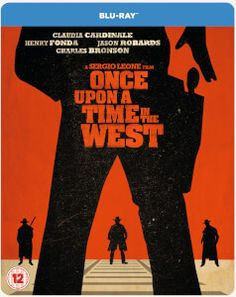Buy Once Upon a Time in the West - Zavvi Exclusive Limited Edition Steelbook from Zavvi, the home of pop culture. Take advantage of great prices on Blu-ray, merchandise, games, clothing and more! Western Film, Great Western, Western Art, Sergio Leone, Charles Bronson, Henry Fonda, Clint Eastwood, Once Upon A Time, Revenge