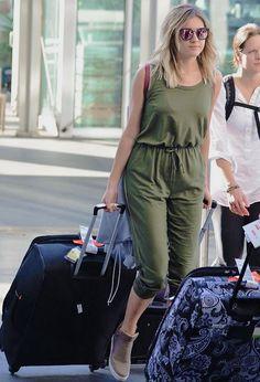 kelsea arriving at an airport in sydney, australia; Favorite Person, My Favorite Things, Kelsea Ballerini, Sydney Australia, My Idol, Style Icons, Jumpsuit, Fan, Celebrities