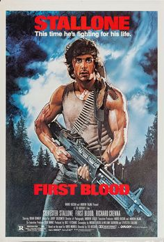 Acorralado (First Blood), de Ted Kotcheff, 1982