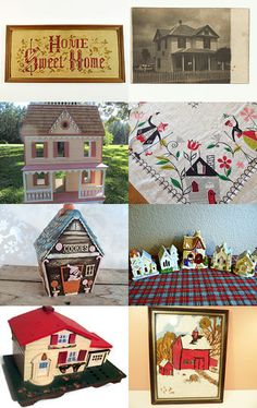 Home Sweet Home by Margaret on Etsy--Pinned with TreasuryPin.com