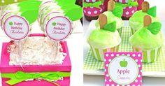 """Apple Of My Eye"""" Birthday Party"""